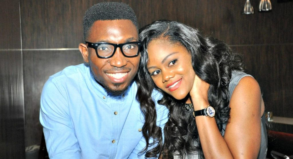 'Happy Birthday To My Ride Or Die' – Busola Dakolo Celebrates Hubby,Timi As He Marks Birthday