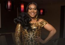 Stella Damasus Between movie premiere
