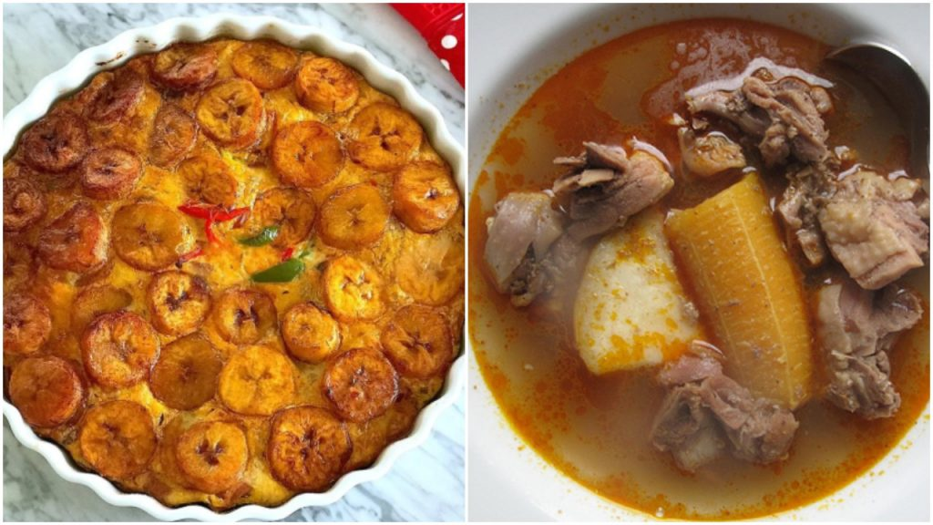 7 Delicious Nigerian Recipes You Can Prepare From Plantain