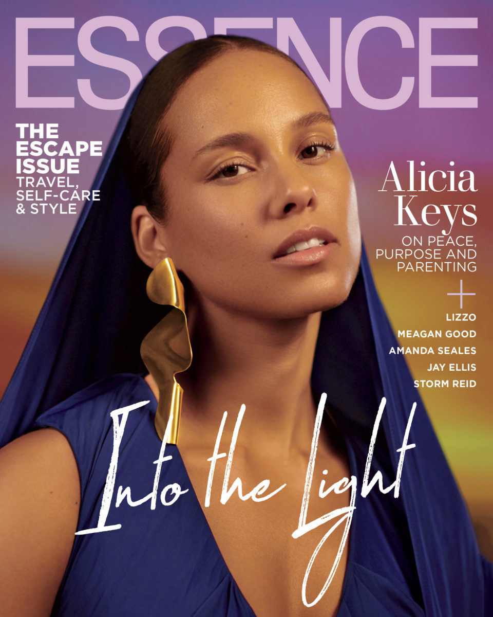Alicia Keys Talks Relationships, Upcoming Autobiography as She Covers Essence's June Issue