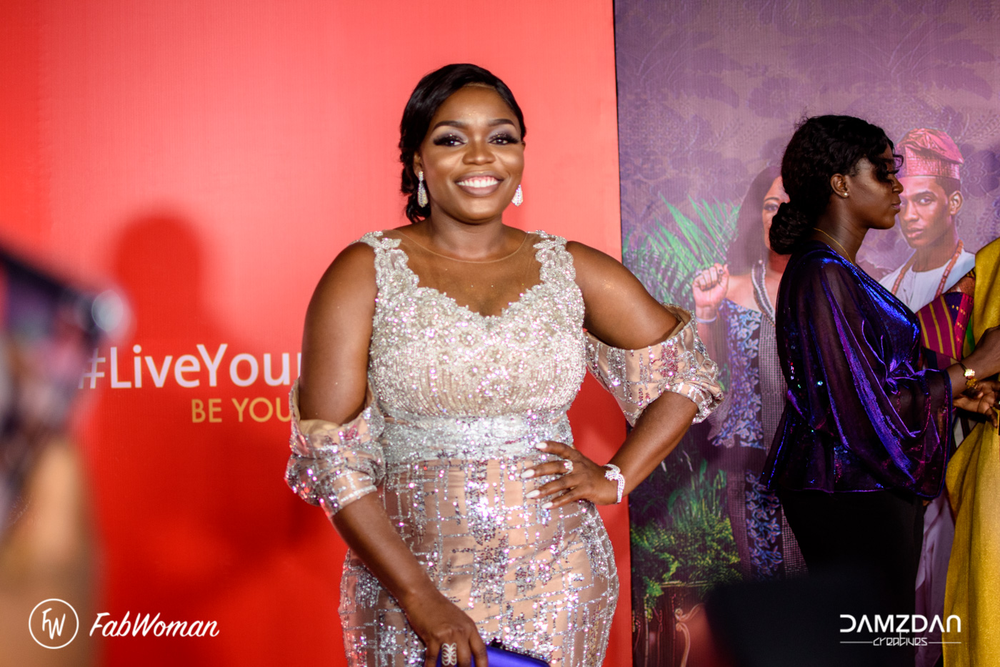 The Best-Dressed Celebrities We Spotted At 'The Bling Lagosians' Movie Premiere
