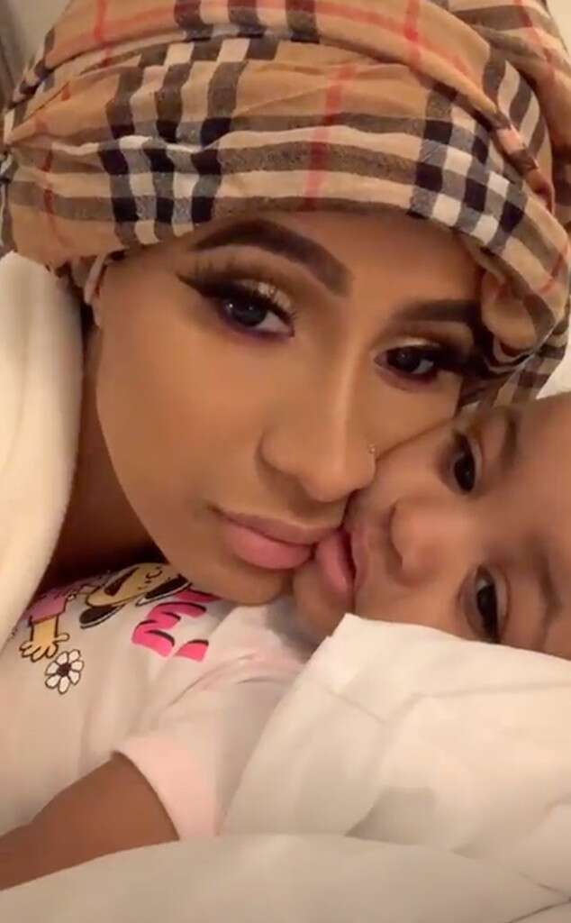 Cardi B Gets Baby Kulture $100,000 Gift Ahead Of 1st Birthday