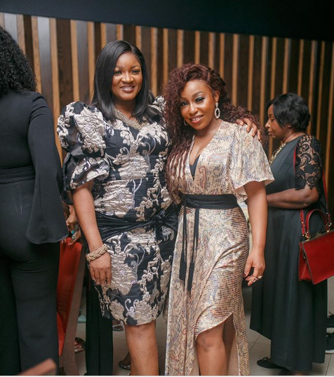 Beautiful Photos From Rita Dominic's Star-Studded Birthday Party