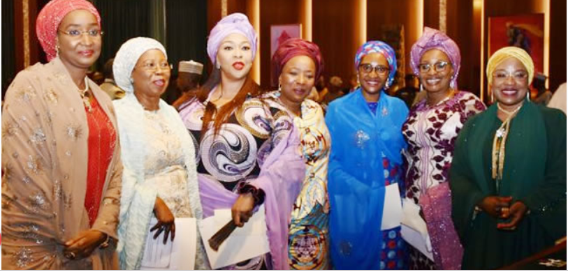 A Look At The 7 Women Appointed By President Buhari And Their Ministerial Portfolios