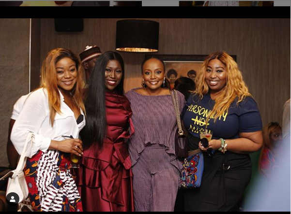 Beverly Osu, Michelle Dede, Shade Ladipo, Others Attend Private Screening Of BET Documentary 'Killer Curves' Hosted By TV Host Vimbai