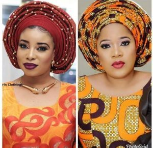 All The Details About The Fight On Social Media Between Yoruba Actresses, Liz Anjorin And Toyin Abraham