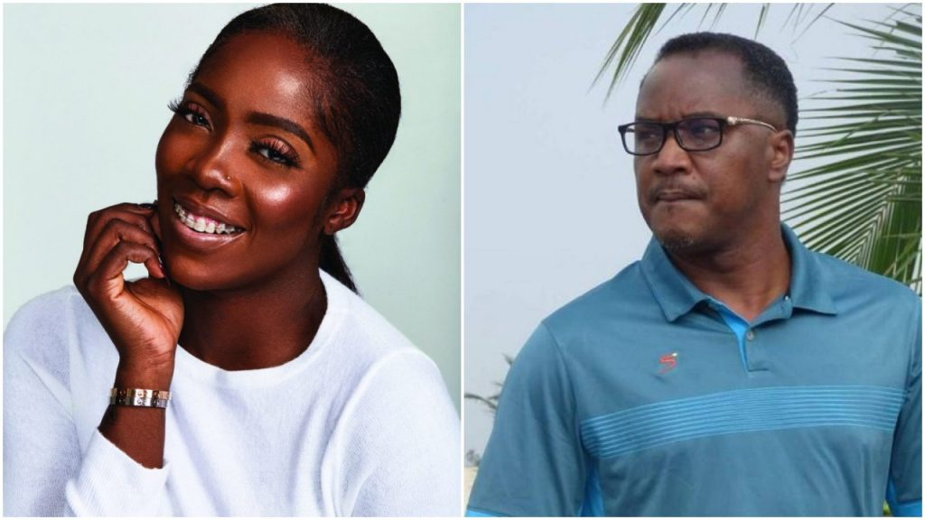 Twitter Goes Wild As Charles Anazodo Calls Out Tiwa Savage For Not Greeting Him