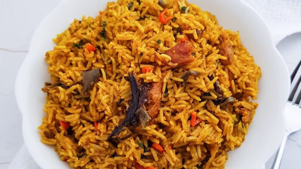 Here Is A Simple Recipe On How To Make Banga Rice