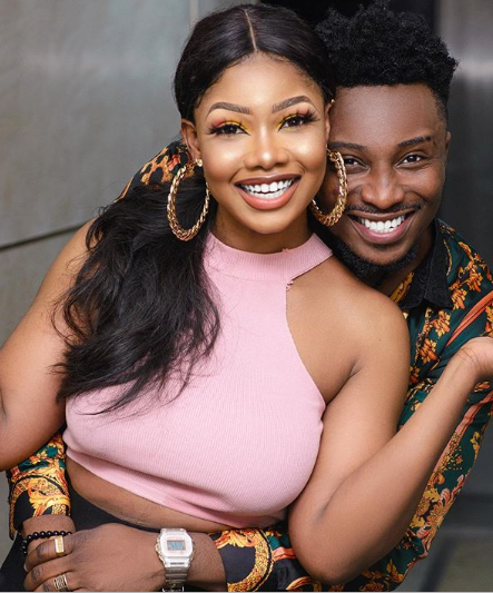 Ex-BBNaija 2019 Housemates, Tacha And Sir Dee Give Friendship Goals As They Eulogise Each Other On Instagram