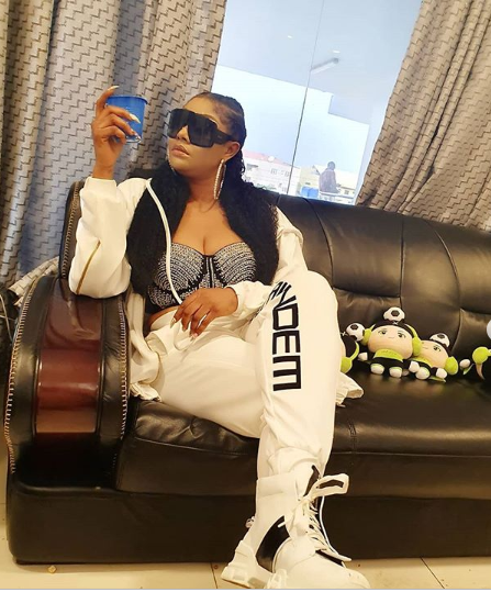 How Angela Okorie Reacted To The Reported Assassination Attempt On Her Life