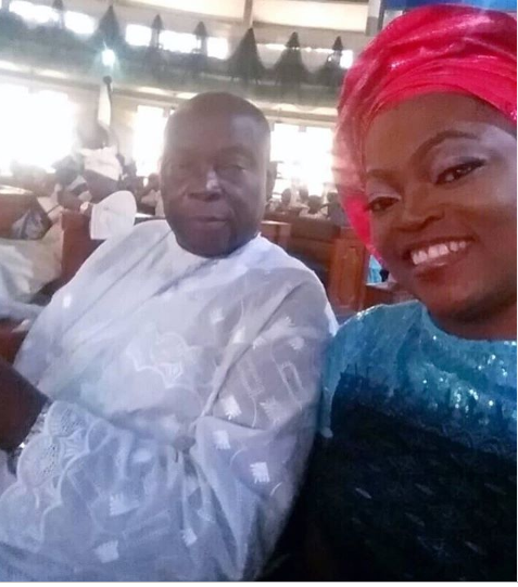Funke Akindele-Bello Mourns As She Loses Her Father