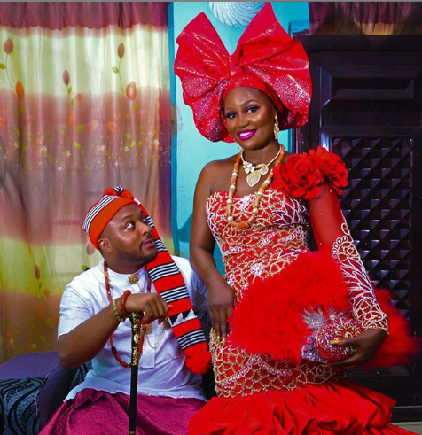 Patience Ozokwor, Pete Edochie, Others Storm Traditional Wedding of Nollywood ActressChizzy Alichi