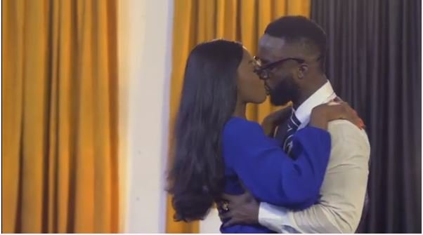 'I Had To Do The Kissing Scene With Iyanya Many Times –Ex-BBN Housemate, Diane Russet Speaks On Movie