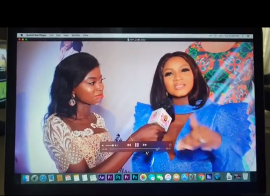 'I Will Work Harder To The Point Where I Need No Introduction' Eniola Badmus Reacts To Omotola Jalade-Ekehinde's Statement During Interview