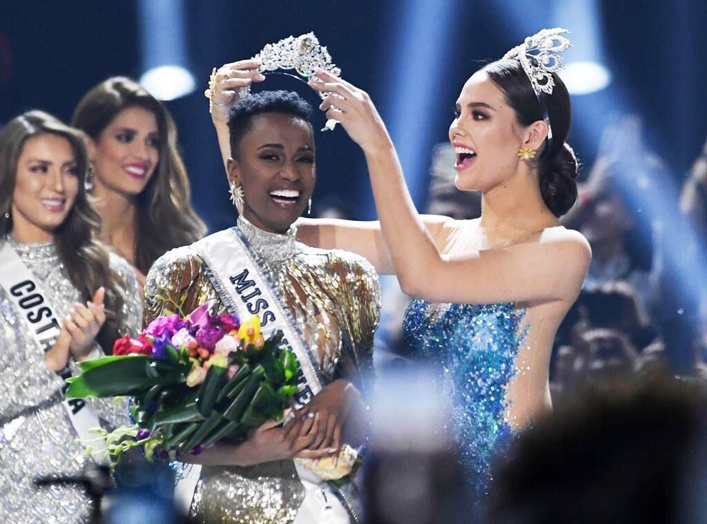 Miss South Africa Zozibini Tunzi Wins Miss Universe 2019