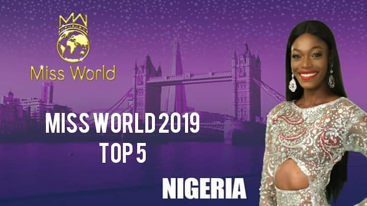 Full List Of All The Achievements Of Nyekachi Douglas At The Miss World Competition