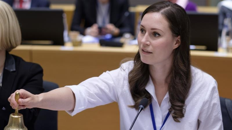Finland's Sanna Marin Set To Become World's Youngest Prime Minister At Age 34