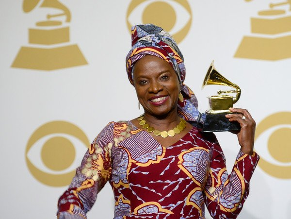 Anqelique Kidjo Beats Burna Boy To Win Best World Music Award At Grammys 2020