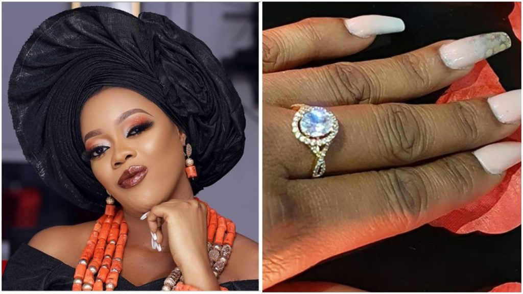 Another Celebrity Wedding Loading As Actress, Eve Esin Is Engaged