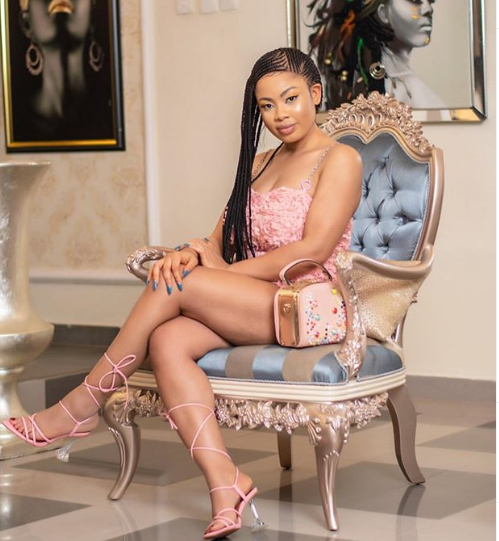 Ex-BBNaija Star, Nina Set To Wed Mystery Lover In February
