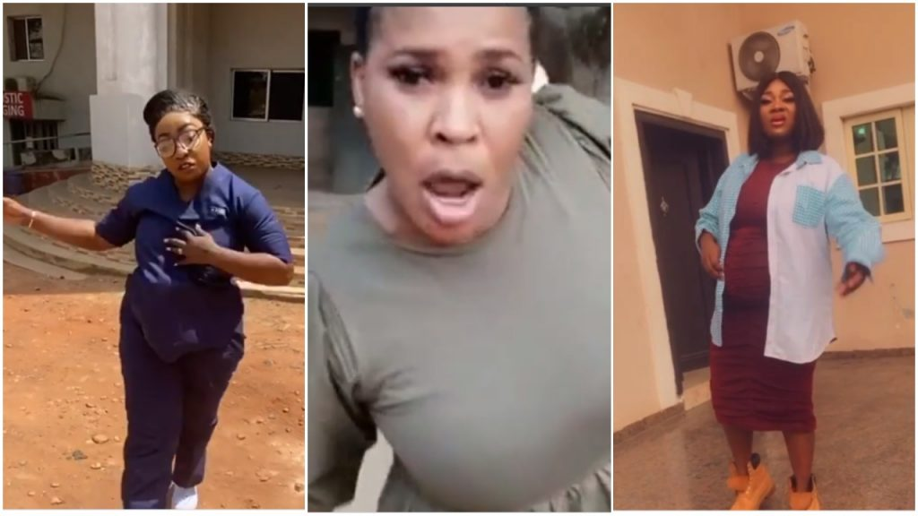 Mercy Johnson, Anita Joseph, Others Participate In The Trending #RealWarriPikinWaka Challenge
