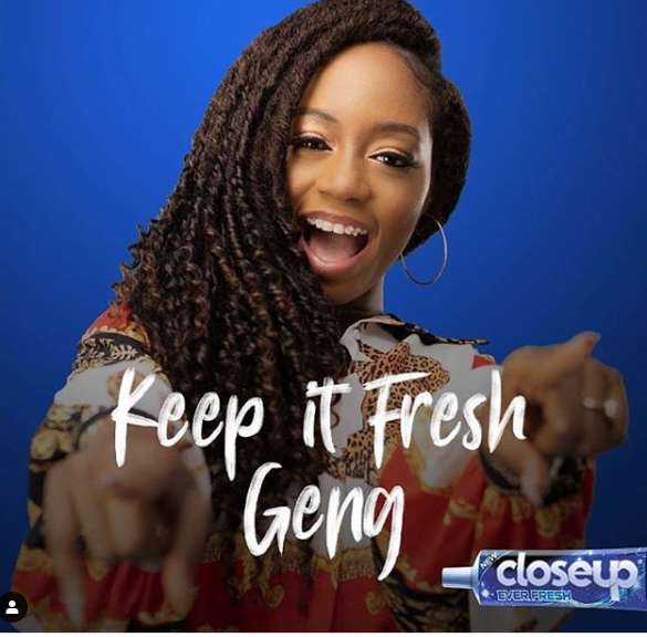Khafi Joins The Close Up Geng As A Brand Ambassador