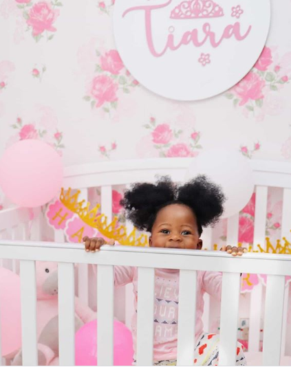 Blogger, Sisi Yemmie Is Over The Moon As Daughter, Tiaraoluwa Marks First Birthday