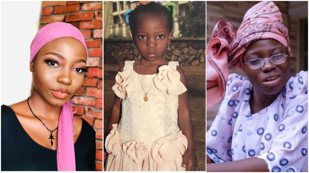 Instagram Comedienne, Taaoma Celebrates 21st birthday With Throwback Photos