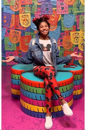 Vanessa Bryant Celebrates Gigi On Her 14th Birthday Fabwoman
