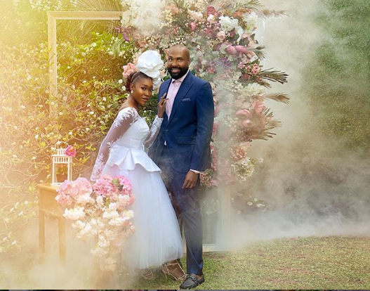 Vimbai Mutinhiri Official Wedding Photos