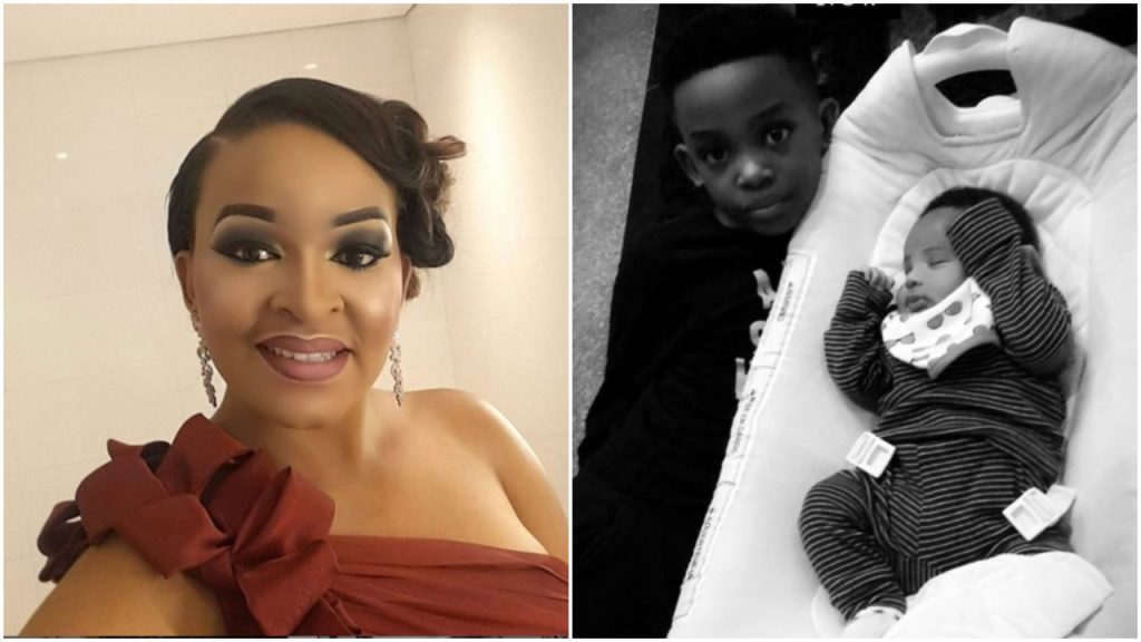 'It Is Your Duty To Protect Every Girl/Woman You Encounter On Your Life's Journey'- Kcee's Wife Pens Open Letter To Her Two Sons