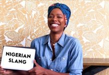 Yvonne Orji Teaches Nigerian Slangs