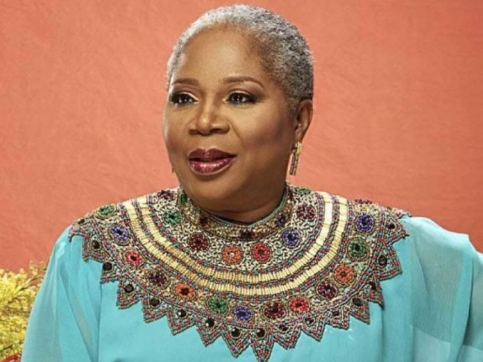 'I Married A Yoruba Muslim In 1984' – Veteran Singer, Onyeka Onwenu Finally Opens Up