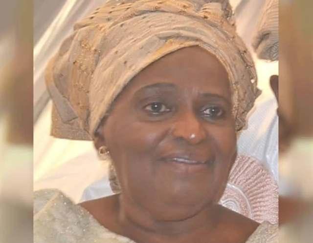 Obafemi Awolowo's Eldest Daughter Tola Oyediran Dies Revd tola Oyediran