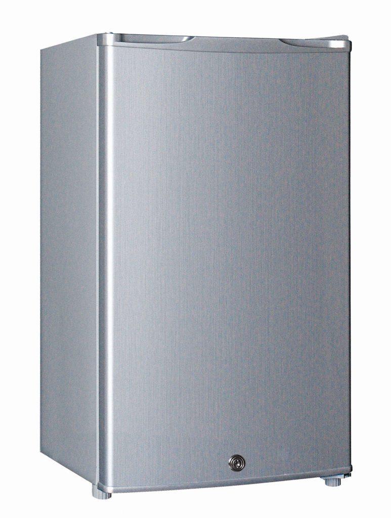Greatest Single Door Fridge Critiques & Costs In Nigeria NX 125 Silver Closed Door Photo 773x1024