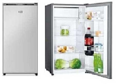Greatest Single Door Fridge Critiques & Costs In Nigeria Syinix Refrigerator FD120AF01