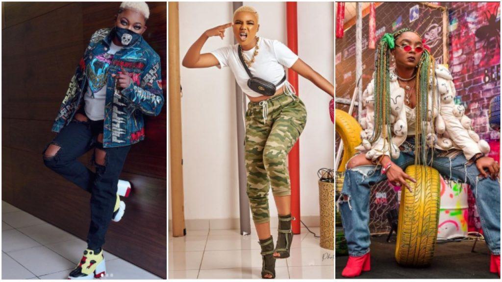 Feminine Celebrities At The Omo Ghetto Premiere | Images celebrities at the omo ghetto premiere 1024x576