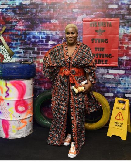 Feminine Celebrities At The Omo Ghetto Premiere | Images chi gurl omo ghetto