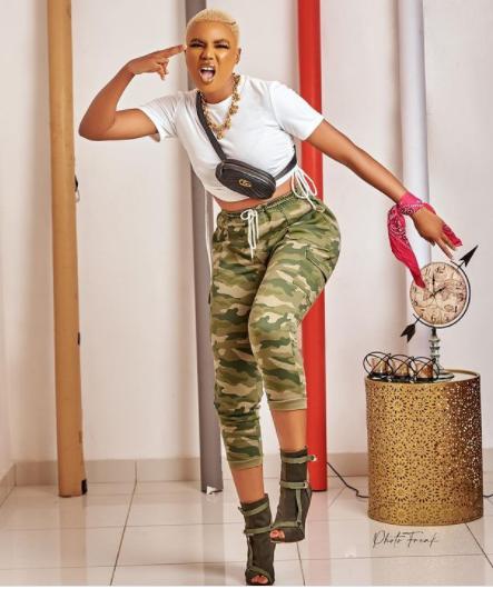 Feminine Celebrities At The Omo Ghetto Premiere | Images nancy isime omo ghetto