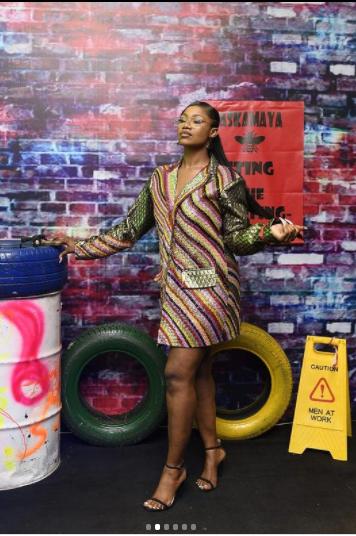 Feminine Celebrities At The Omo Ghetto Premiere | Images tacha omo ghetto