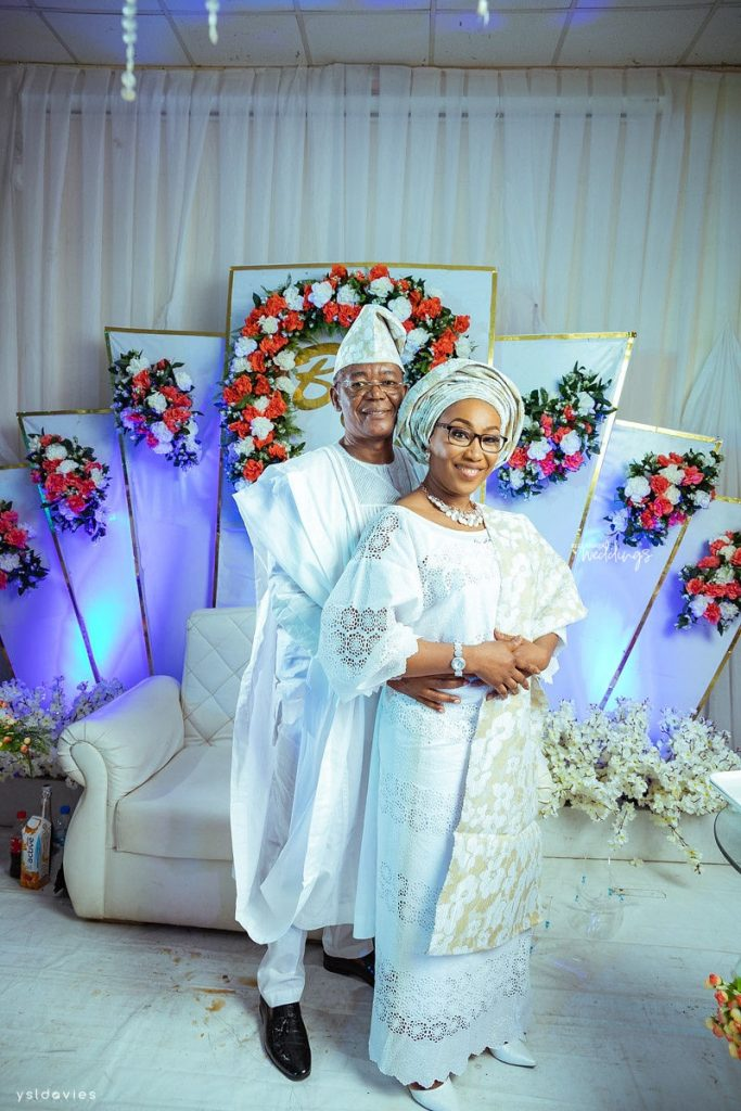 Divorcee Bose Daramola Weds Widower Patrick Okoh Bose Patrick BellaNaija Weddings