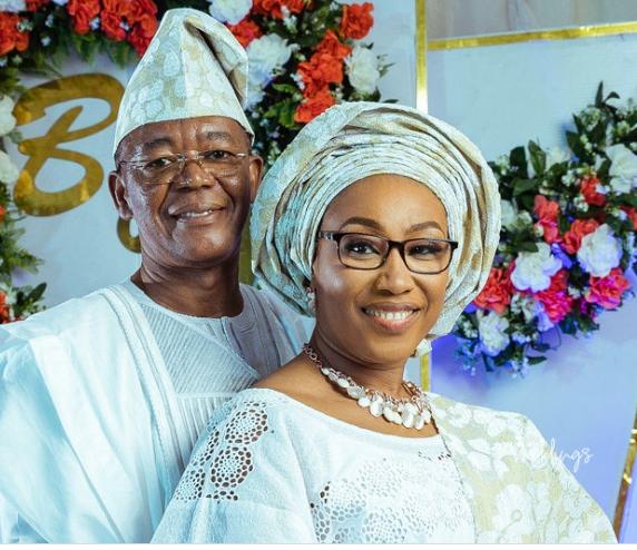 Divorcee Bose Daramola Weds Widower Patrick Okoh bose and Patrick weddings 1
