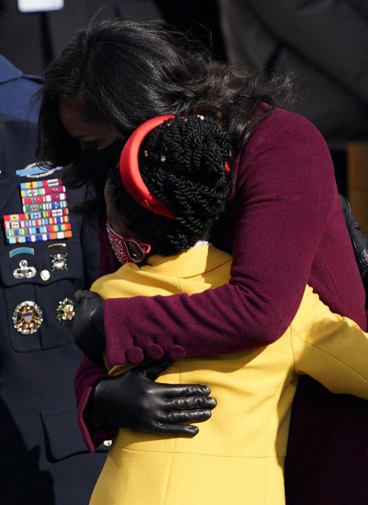 Amanda Gorman Makes Historical past At US Inauguration kamala embraces amanda