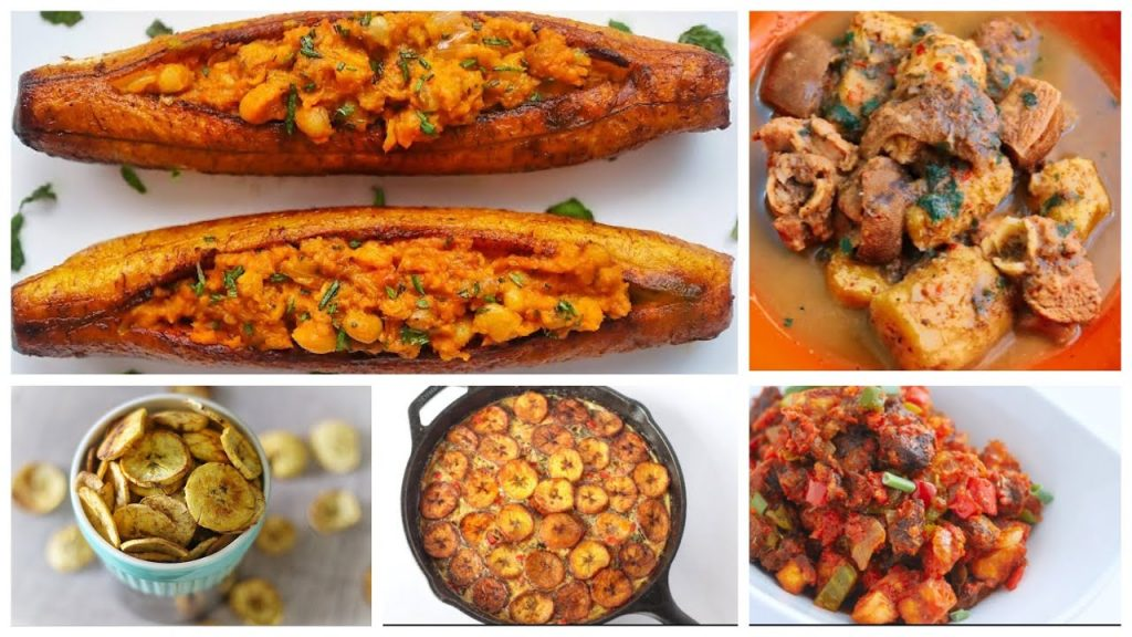 [VIDEO] How You Can Get pleasure from Plantain In 5 Completely different Methods By Sisi Yemmie – FabWoman plantain recipes sisi yemmie 1024x576