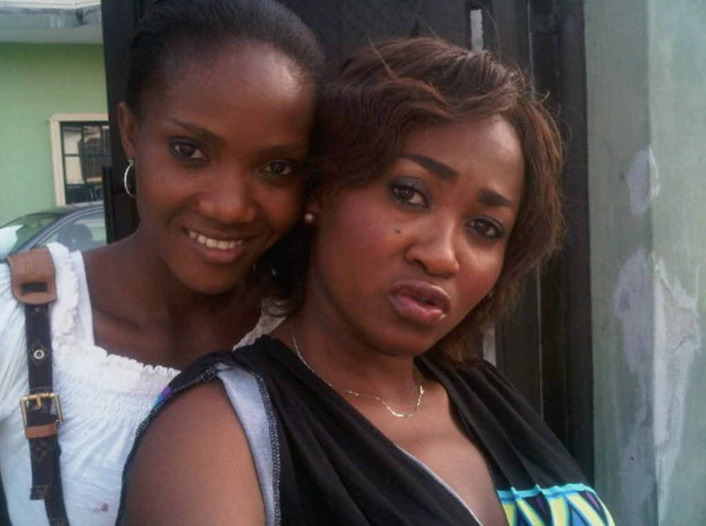 Actress Mary Remmy Njoku's Tribute To Late Youthful Sister Killed By Boko Haram Would Convey You To Tears mary remmy njoku pays tribute to late sister killed by boko haram 1024x764