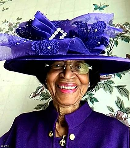 This 82-Yr-Previous Lady Has Dressed Up Each Sunday For 52 Weeks To Attend Her Church's Digital Service dr laverne wimberly 2