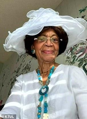 This 82-Yr-Previous Lady Has Dressed Up Each Sunday For 52 Weeks To Attend Her Church's Digital Service dr laverne wimberly 4