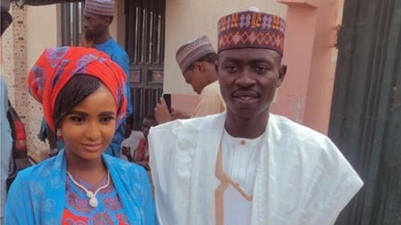'I Initiated The Marriage Myself' -Bride Who Married Her Late Fiance's Brother hajara
