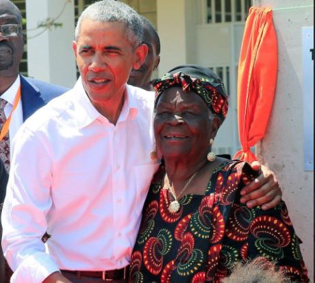 Barack Obama's Grandmother Dies At Age 99 obama loses grandmother
