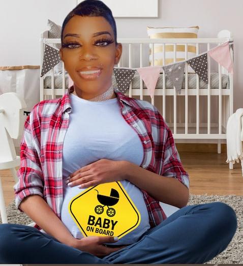 'Gorilaa Glue Woman' Proclaims Being pregnant tessica brown gorilla glue lady announces pregnancy